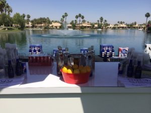 Bartending Event - Revolt Party (Bar Setup) (Coachella 2014)